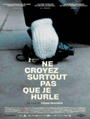 Sortie DVD Ne Croyez Surtout Pas Que Je Hurle