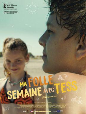 DVD Ma Folle Semaine Avec Tess