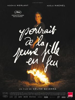 Sortie DVD Portrait De La Jeune Fille En Feu