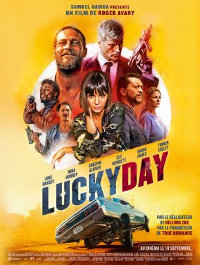 sortie dvd	  Lucky Day