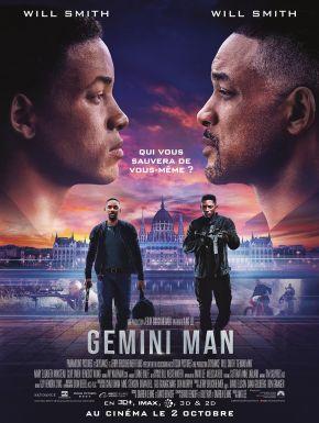 Jaquette dvd Gemini Man