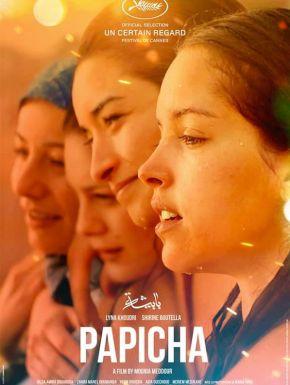 Jaquette dvd Papicha