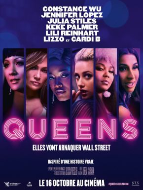 Queens DVD et Blu-Ray