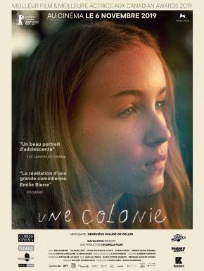 Jaquette dvd Une Colonie
