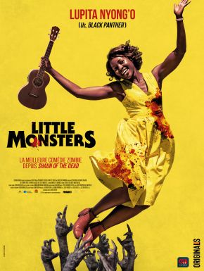 DVD Little Monsters