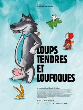 Loups Tendres Et Loufoques DVD et Blu-Ray