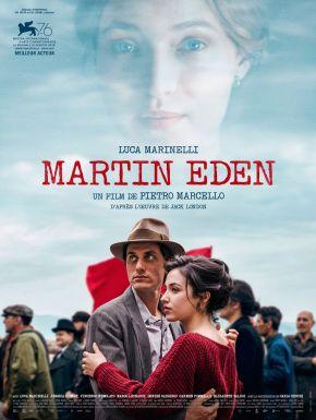Jaquette dvd Martin Eden