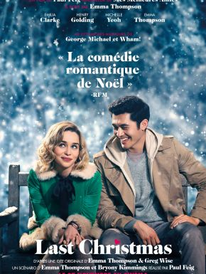Last Christmas DVD et Blu-Ray