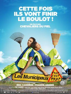Les Municipaux, Trop C'est Trop ! en DVD et Blu-Ray