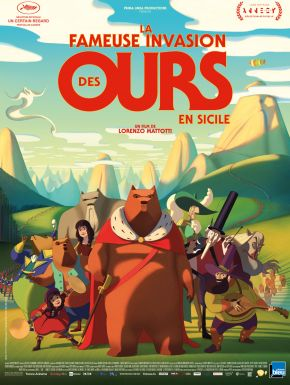 Jaquette dvd La Fameuse Invasion Des Ours En Sicile