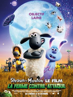 DVD Shaun Le Mouton, Le Film : La Ferme Contre-attaque