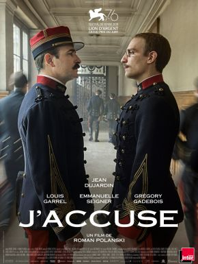Jaquette dvd J'accuse