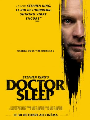 Jaquette dvd Doctor Sleep