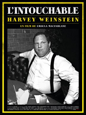 Jaquette dvd L'Intouchable, Harvey Weinstein
