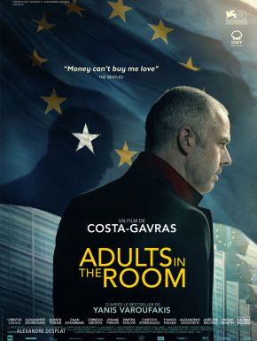 DVD Adults In The Room