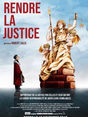 DVD Rendre La Justice