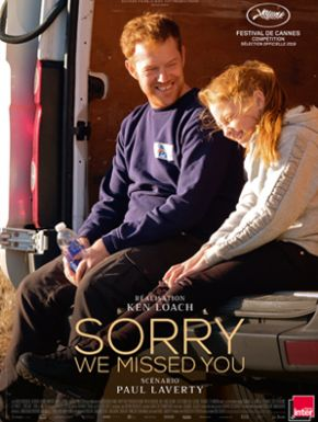 Sorry We Missed You DVD et Blu-Ray