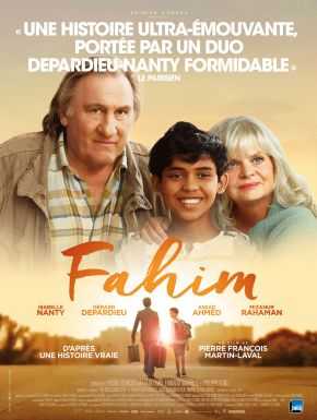 Jaquette dvd Fahim
