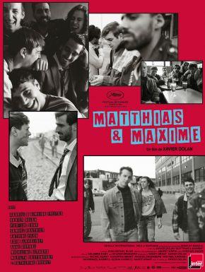 Matthias & Maxime DVD et Blu-Ray