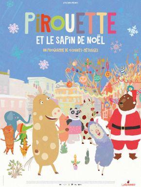 Pirouette Et Le Sapin De Noël DVD et Blu-Ray