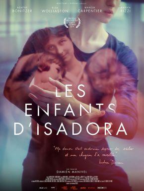Jaquette dvd Les Enfants D'Isadora