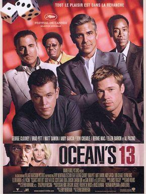 DVD Ocean's Thirteen