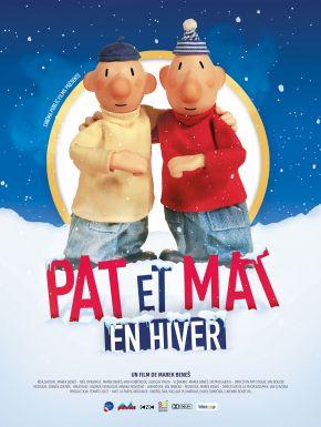 Pat Et Mat En Hiver DVD et Blu-Ray