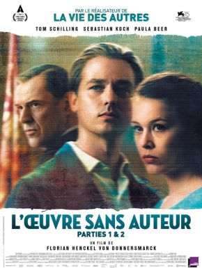 Jaquette dvd L'Oeuvre Sans Auteur - Partie 2