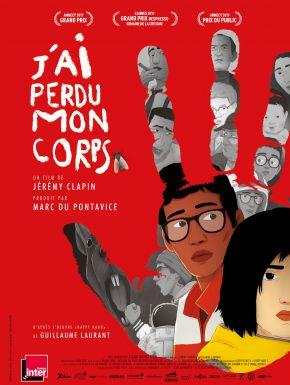 DVD J'ai Perdu Mon Corps