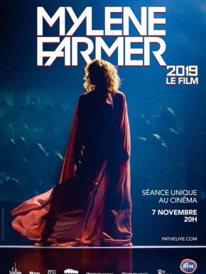 DVD Mylène Farmer 2019 - Le Film