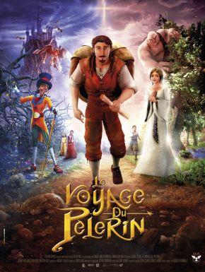 Jaquette dvd Le Voyage Du Pèlerin