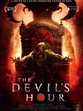 Jaquette dvd The Devil's Hour