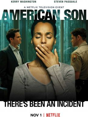 Jaquette dvd American Son