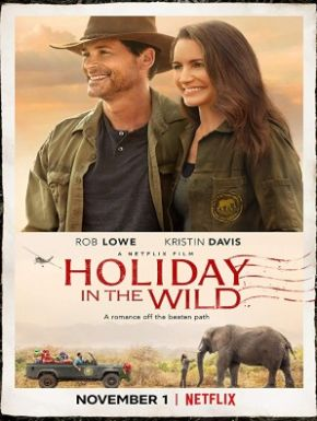 DVD Un Safari Pour Noël