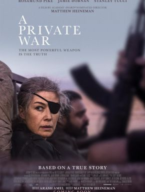 sortie dvd	  Private War