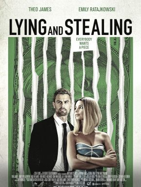 DVD Lying And Stealing