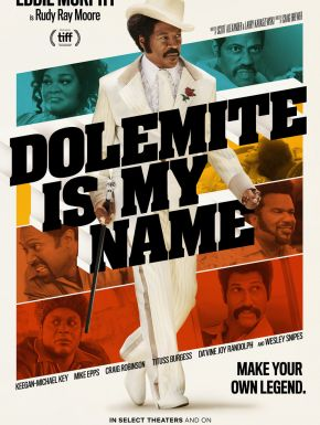 DVD Dolemite Is My Name