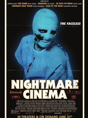 Achat DVD Nightmare Cinema