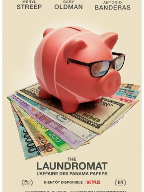 The Laundromat : L'affaire Des Panama Papers en DVD et Blu-Ray