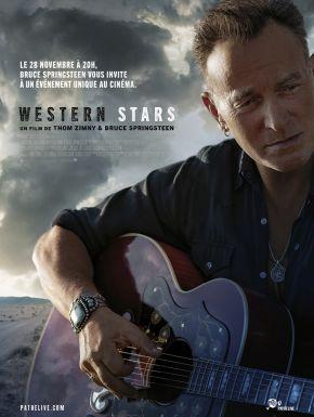 Jaquette dvd Western Stars