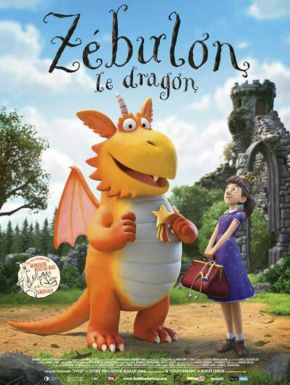 Jaquette dvd Zébulon, Le Dragon
