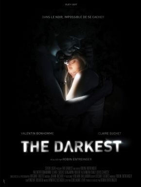 Jaquette dvd The Darkest