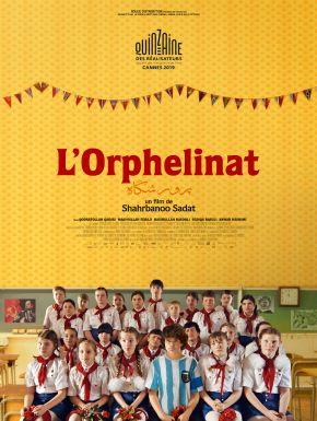 Jaquette dvd L'Orphelinat