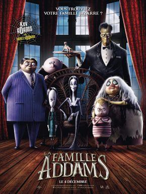 Jaquette dvd La Famille Addams
