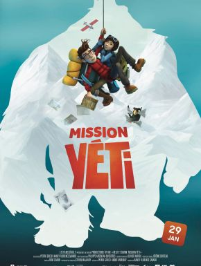 DVD Mission Yéti