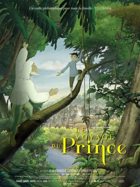 Jaquette dvd Le Voyage Du Prince