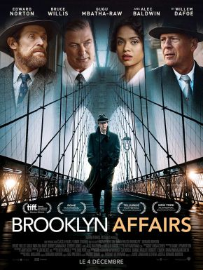 Jaquette dvd Brooklyn Affairs
