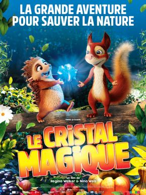 DVD Le Cristal Magique