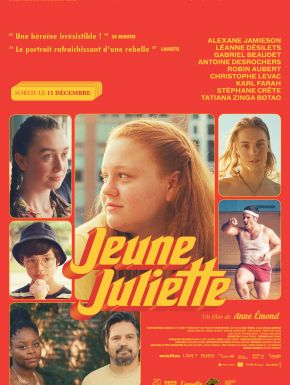 sortie dvd  Jeune Juliette