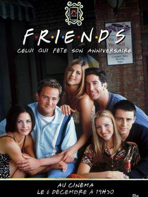 DVD Friends 25: Celui Qui Fête Son Anniversaire